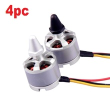 4pcs/set CW CCW 2212 920KV Brushless Motor for 3-4S RC Quadcopter DJI Phantom F330 F450 F550 X525 Cheerson CX-20 RC Drone
