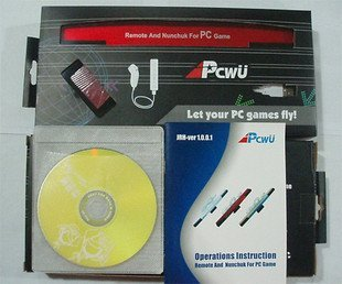 Sensor Bar Receiver  for PC game PCWU, 5pcs/lot Free shipment !