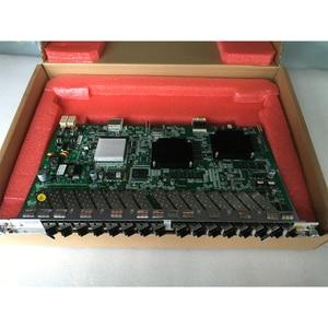 Image 2 - מקורי ZTE 16 יציאת GPON OLT ממשק לוח עם C + + SFP מודול ZTE GTGH להשתמש עבור ZTE C300 c320 OLT