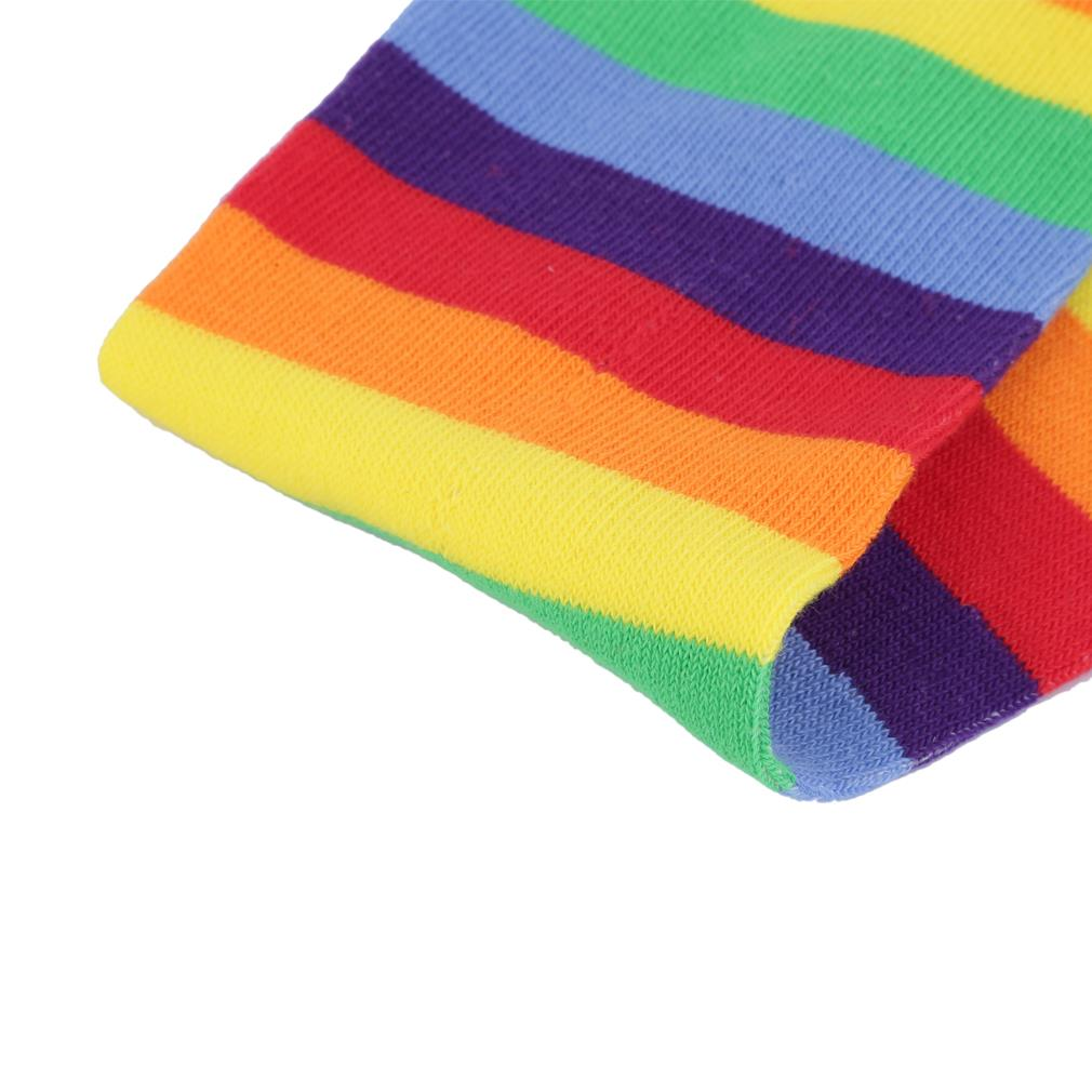 Toddler-New-Rainbow-Colorful-Striped-Design-Knee-High-Socks-Girls-Boys-Fall-Winter-Leg-Warmers-Fox-Socks-Knee-Pad-5