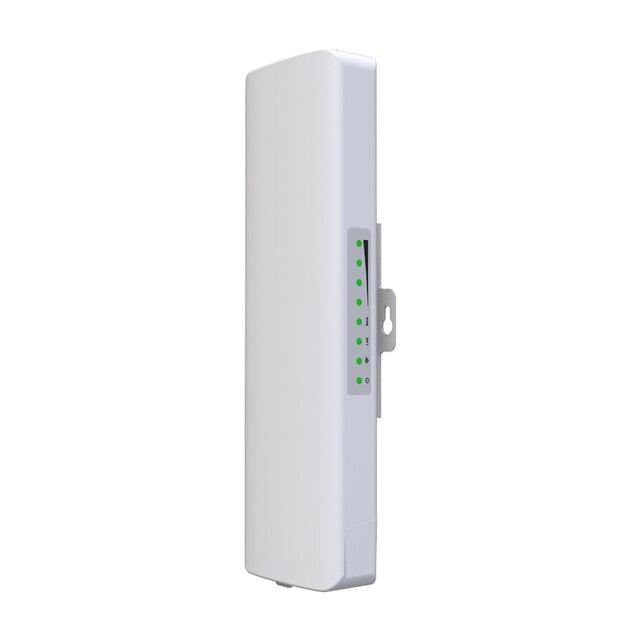 2 ШТ. CF-E312A 300 Мбит беспроводной мост 5.8 ГГц открытый AP/wifi ретранслятор встроенный 14dBi WI-FI Антенны long range CPE Nanostation