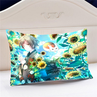 Natsume's Book Of Friends Anime 45*35CM Pillow Case #40555