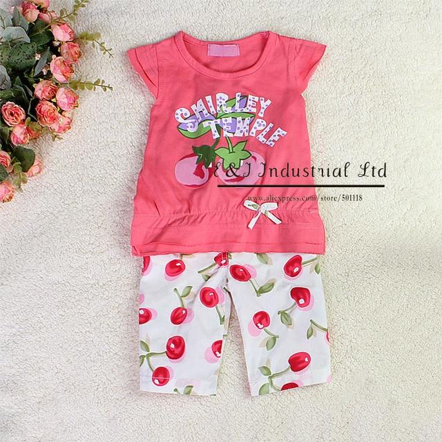 New Summer Kids Clothing Set CS30110-02^^EI