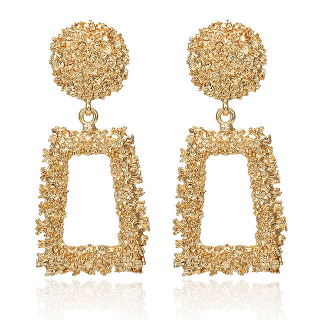 Fashion Geometric earrings  2