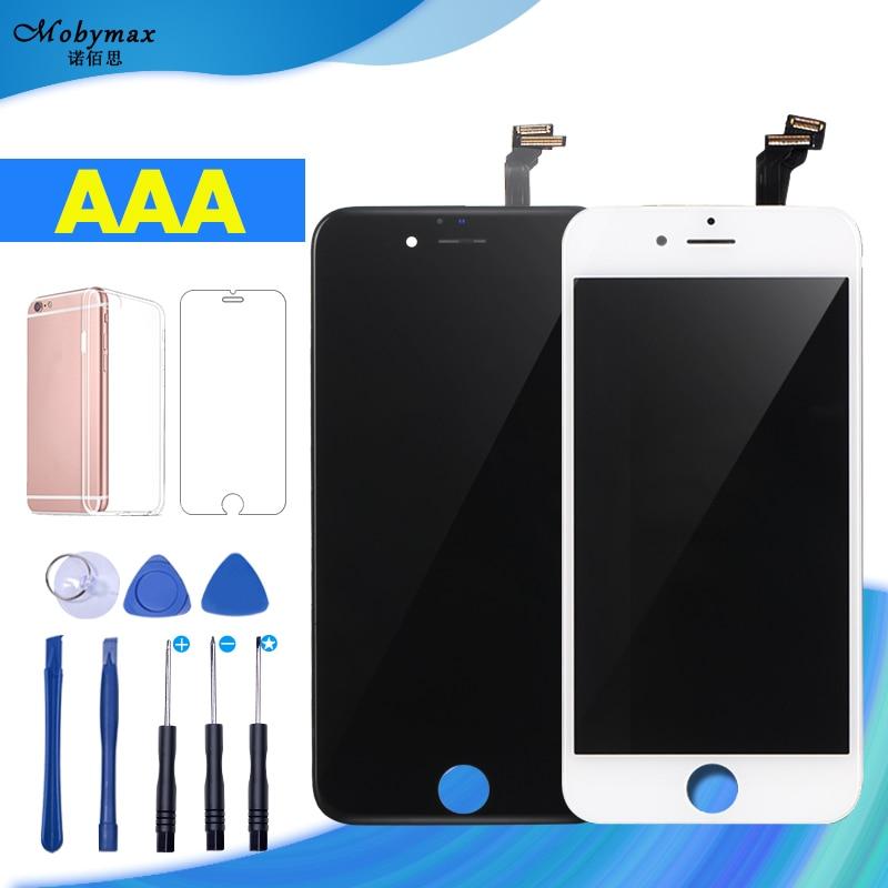 Para el iPhone 6 pantalla LCD y Touch Digitizer reparación de la Asamblea reemplazo para iPhone 7 pantalla LCD para el iPhone 5S pantalla 6 s pantalla