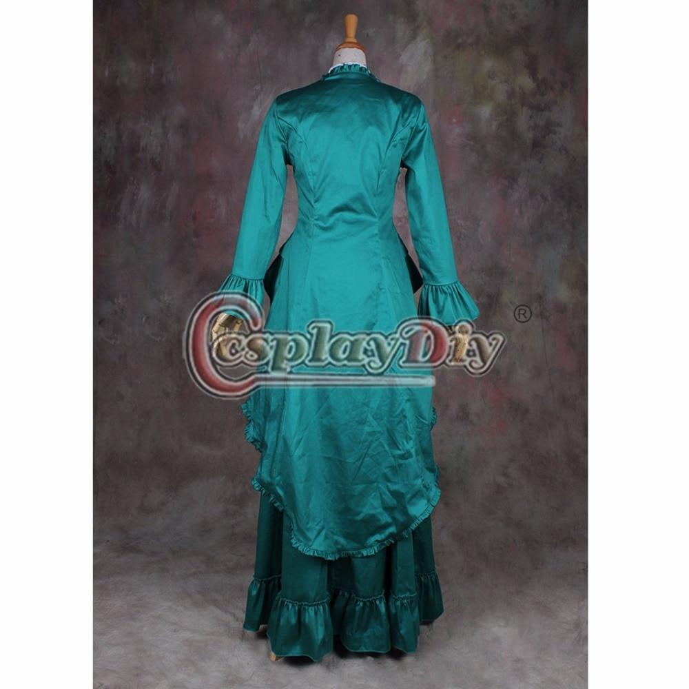 Custom Made Civil War Dress Gothic Renaissance Costume Victorian ...