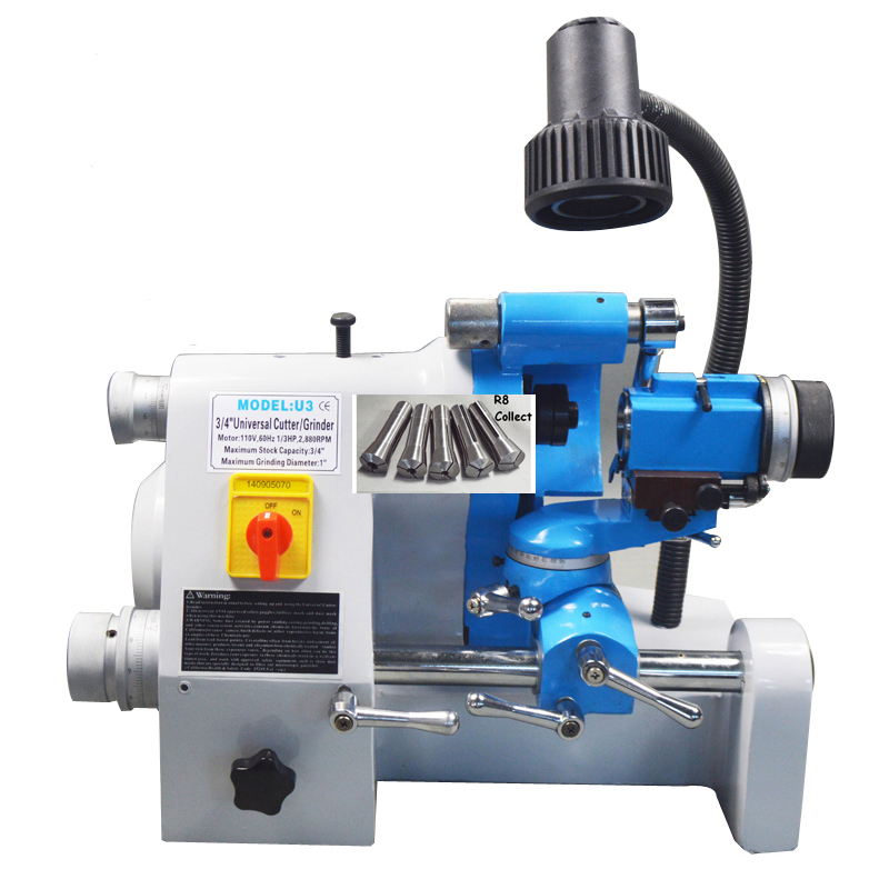 600 Universal Grinding Machine 380V/220V Small Surface