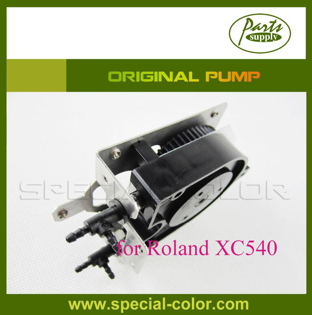 Roland XC540 printer new pump DX4 Ink Pump (made in Japan) roland vp 540 rs 640 vp 300 sheet rotary disk slit 360lpi 1000002162 printer parts