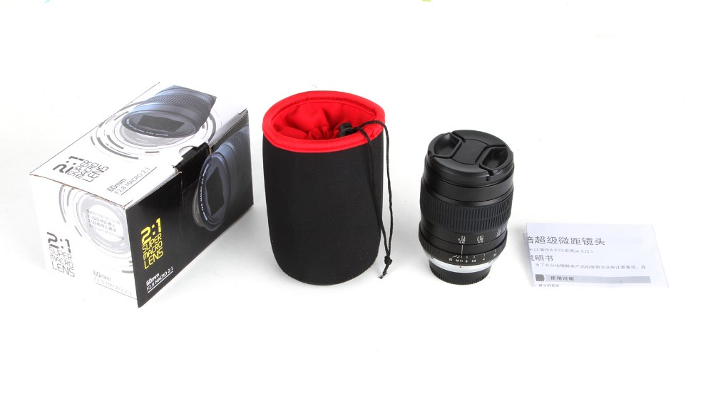 60mm f/2.8 2:1 Super Macro Manual Focus Lens for Nikon F Mount D70 D50 D30 D800 D700 DSLR 7