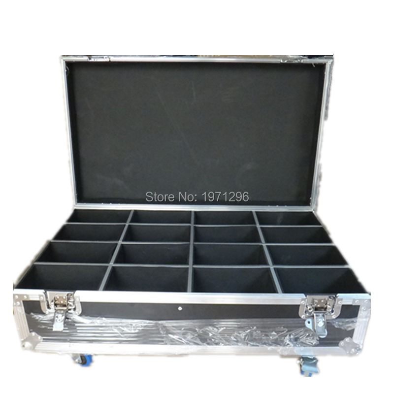 Бесплатная и быстрая доставка  высокое качество  пустая коробка для полета  для 16 светодиодных ламп 7X9W 7X12W 18X3W 19X3W title=