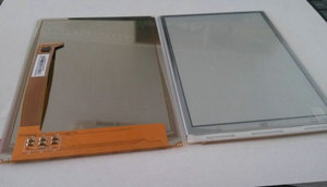 6 inch eink LCD Display screen matrix For Texet TB-156 E-book ebook Reader e-reader lcd Display For Texet TB-156(China)
