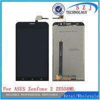 Original LCD Display Touch Screen Digitizer Assembly For Asus Zenfone 2 ZE550ML ZE551ML ZE500KL ZE550KL ZE500CL