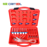 Diesel Injector Tester Tools Common Rail Car Diagnostic tool Flow Kit Auto Nozzle Fuel Injectors Return Flow Metering for Trucks