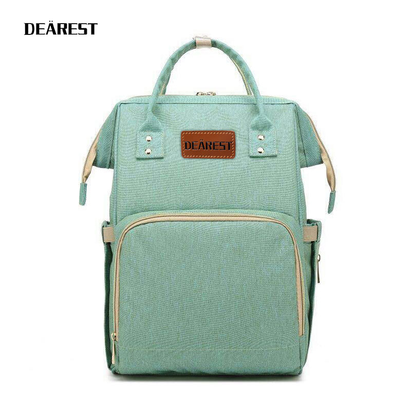 DEAREST Mommy Bag Stroller Large Capacity Baby Diaper Bags
