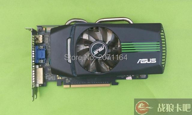 For Asus GTS450 512M DDR5 Platinum Edition graphics card used disassemble seconds GTX550TI GTS250