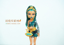 Imported original packaging doll Boo York CitySchemes Nefera de Nile,dolls for girls/boys baby toys dolls freeshipping