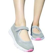 Zapatos; коллекция года; mujer; женская обувь на плоской подошве; Летние сандалии Нескользящие спортивные туфли; женская повседневная обувь наивысшего качества; sportschoenen