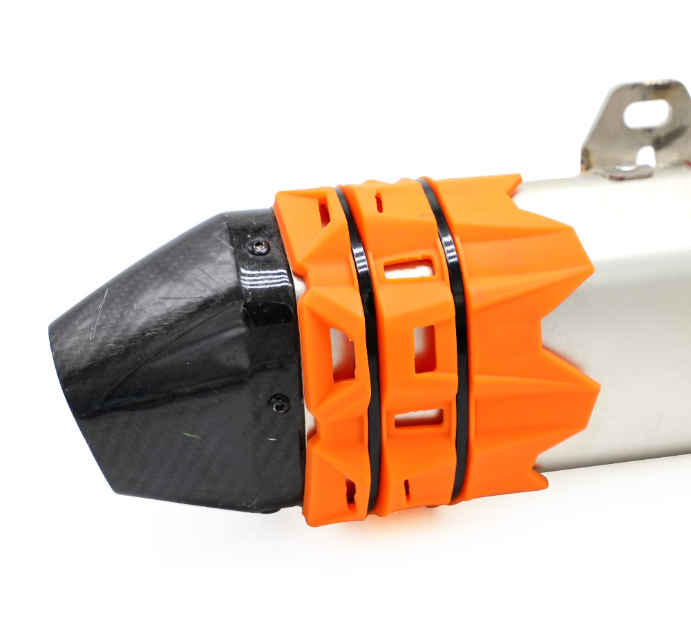 Universal ACERBIS MX Auspuff flucht Schalldämpfer Protector schutz für ktm exc crf 230 dirt bike teile enduro motocross