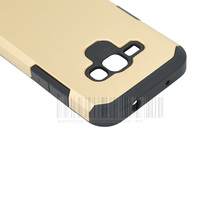 Dual Layer TPU+PC Shockproof Slim Armor Hybird Impact Case Cover With Film+Stylus For Samsung Galaxy Express 3
