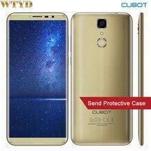 "CUBOT X18 RAM 3GB+ROM 32GB Fingerprint Identification 5.7"" Android 7.0 MTK6737T Quad-Core up to 1.5GHz 4G Dual SIM Smartphone"