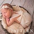 Recém-nascidos Adereços Fotografia Estúdio de Fotografia Acessórios Mais Novo Produto Do Bebê Lace Romper Laço de Volta Meninas Roupa Do Presente Do Bebê