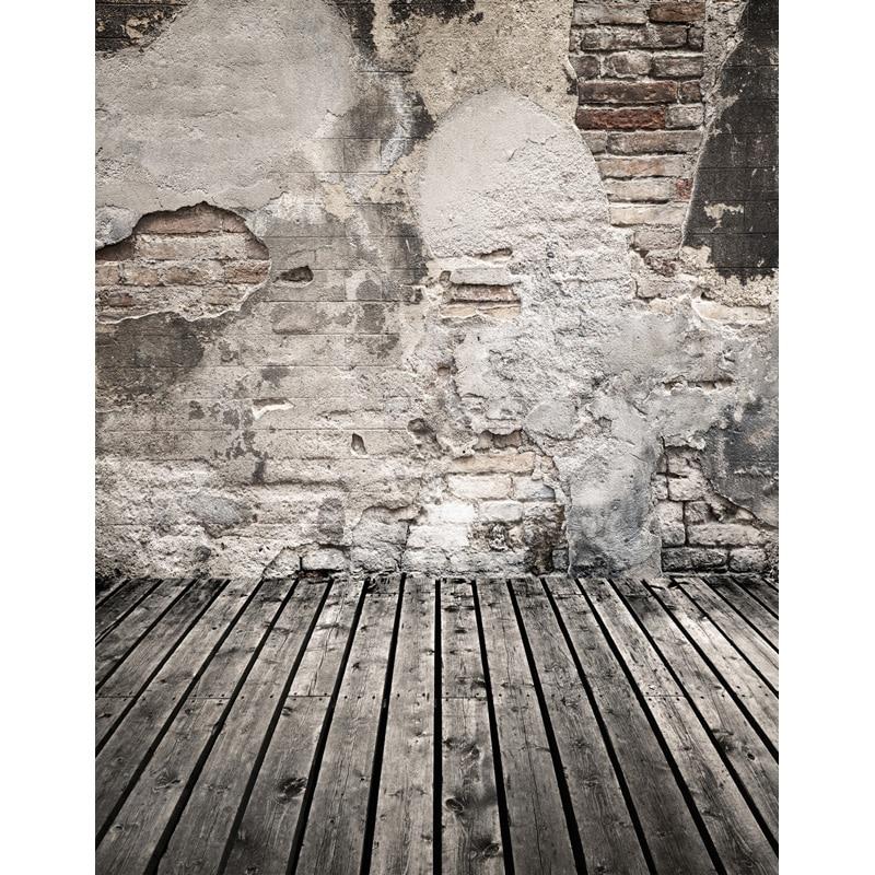 Grunge brick wall photo background vinyl Photography backdrops for protrait photo studio photo background fotografia