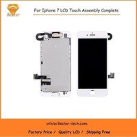 Wholesale High Quality Assembly LCD With 3D Touch Screen Display Replacement No Dead Pixel For IPhone