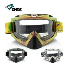 Newest Arrival Anti-Fog Skiing Sport Goggle glasses Snowboard Masks Dual use Motocross Goggle Sport Gafas YH67