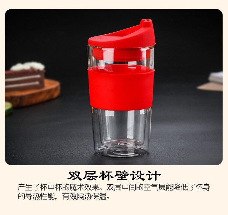 água de vidro duplo carro isolamento antiderrapante
