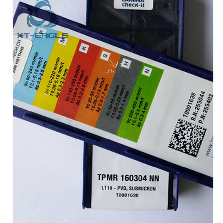 30PCS TNUX 160404 R LT10 TNUX 160408 R LT10 TPMR 160304NN LT10 Free shipping 100 Original