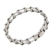Motorcycle Chain Bracelet [0.5cm]