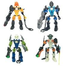 Bionicle Series 6221 NEX 6217 SURGE 6282 STRINGER 6200 EVO Building Block Children Toys Christmas Gifts
