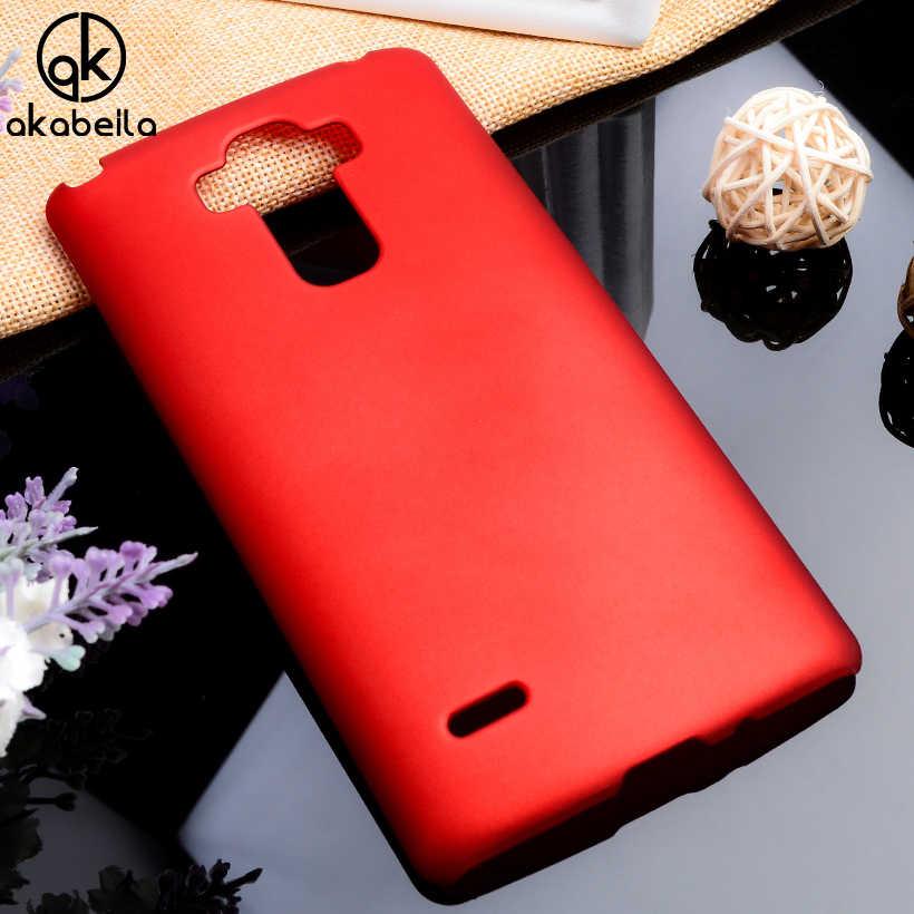 Akabeila телефон Обложка Чехлы для LG Optimus G4 стилус LS770 G4 Note 4G H630 G Stylo H634 H635 H540F Пластик Корпус сумки