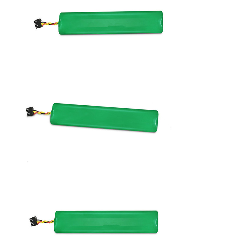 3pcs x <font><b>12V</b></font> 4500mAh <font><b>4.5Ah</b></font> NI-MH New Replacement battery for Neato Botvac 70e 75 80 85 D75 D8 D85 Vacuum Cleaner battery image