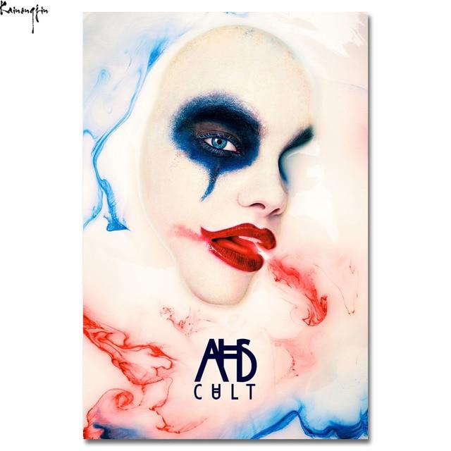 SQ026 American Horror Story Cult Season 7 TV Show Hot Art Poster ...