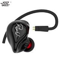 Original KZ ZS3 Professional HIFI In Ear Earphones Noise Isolate Ear Hook Stereo Earphones With Mic