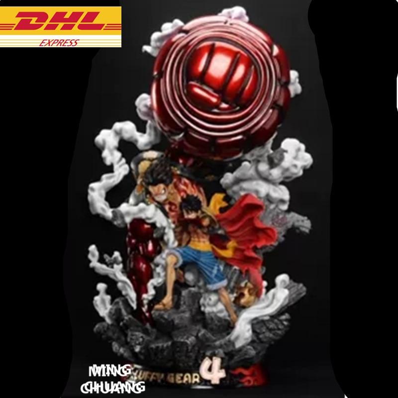 23,62 Статуя одна деталь бюст Обезьяна D. луффи VS Donquixote Doflamingo анимационная фигурка GK Коллекционная модель игрушки см 60 см коробка D909
