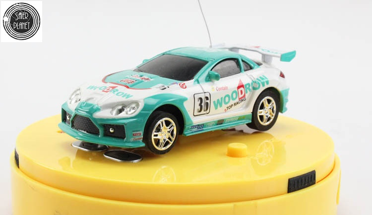 2016 Carro De Controle Remoto Great Wall Toy Mini Remote Control Car Electric Pardew Automobile Race Charge Hold'em Boxed aa05
