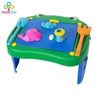子供diy砂浜セットおもちゃ学習教育玩