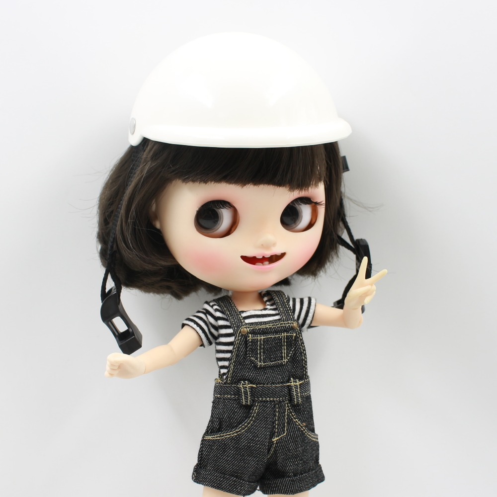 Neo Blythe Doll Helmet Goggles 7