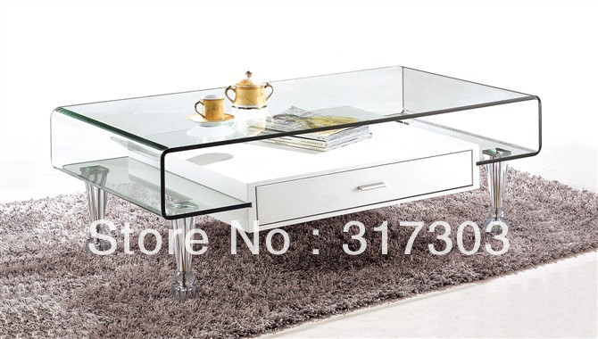 stainless steel foot, glass tea tables with drawer, sidetable, table, livingroom furniture,coffee table,color glass painting 219 coffee wenge wood furniture ming and qing classical mahogany tea table tea table tea table tea tables cooker