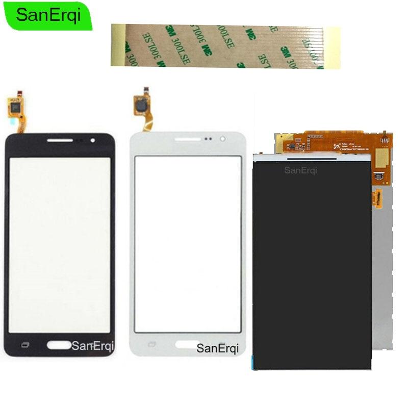 SanErqi For Samsung Galaxy Grand Prime SM-G530 G530 G530F G530H SM-G531 G531 G531F G531H LCD Display +Touch Screen DigitizerSanErqi For Samsung Galaxy Grand Prime SM-G530 G530 G530F G530H SM-G531 G531 G531F G531H LCD Display +Touch Screen Digitizer