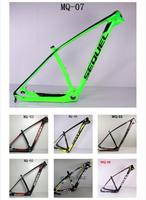 SEQUEL mtb bike frames BB30/BSA /PF30 frame carbon mtb 2 years warranty ,142*12mm,XDB