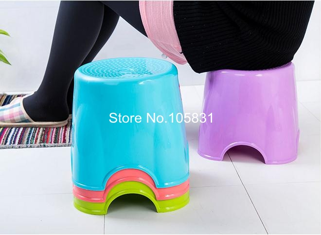 Thickening plastic round step stool anti-slip perfect for children kids bathroom or toddler toilet training & Online Get Cheap Kids Plastic Stool -Aliexpress.com | Alibaba Group islam-shia.org