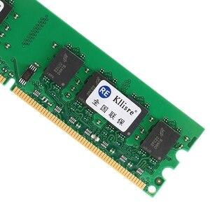 Image 5 - Kllisre 8 go DDR2 2X4 go de ram, 800 Mhz, PC2 6400 broches mémoire, juste pour ordinateur de bureau AMD dimm