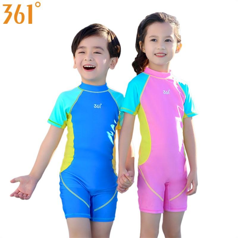 361 Children Swimwear Pink Blue One Piece Boys Girls Swimsuit Kids Bathing  Suit for Boys Swimming Suit Children Swimming Costume Children's One-Piece  Suits  - AliExpress