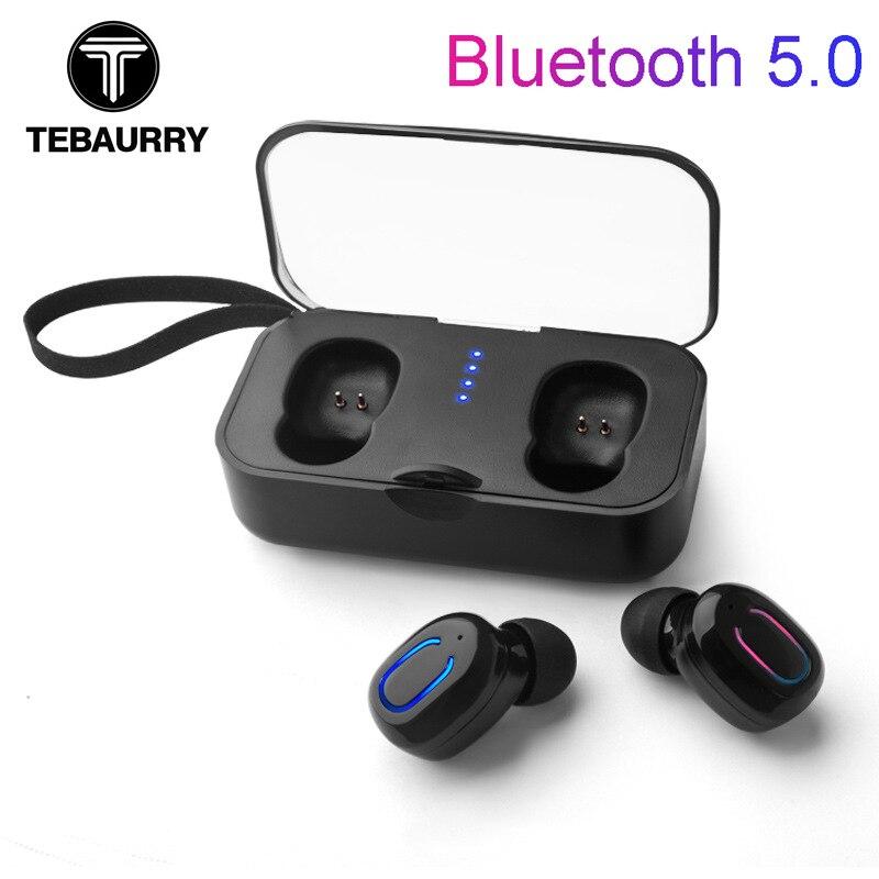 Aliexpress Com Buy Htk18 Tws Mini Invisible Headphones: Aliexpress.com : Buy TEBAURRY T18S Invisible Bluetooth