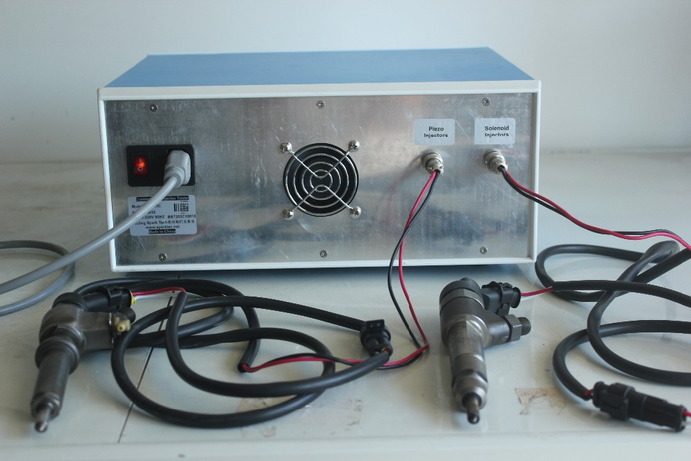 Free shipping everywhere BST203-C piezo & electromagnetic common rail injector tester