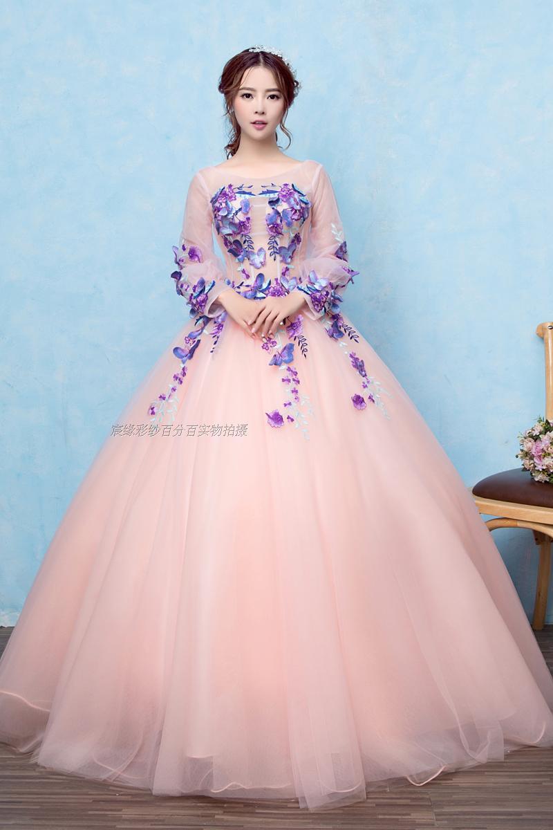 Magnífico Vestidos De Novia Coreanos En Línea Imagen - Colección de ...