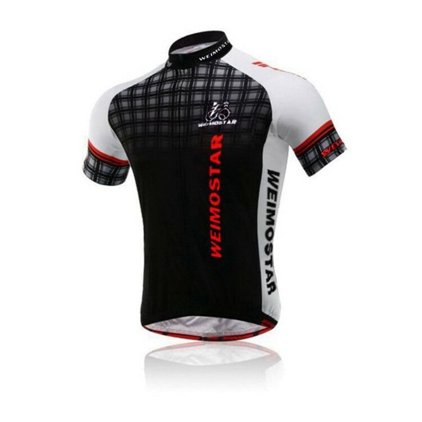 2019 여름 사이클링 저지 남성 의류 짧은 소매 자전거 팀 MTB 자전거 셔츠 최고 빠른 건조 Ropa Ciclismo 타이츠 자전거 저지